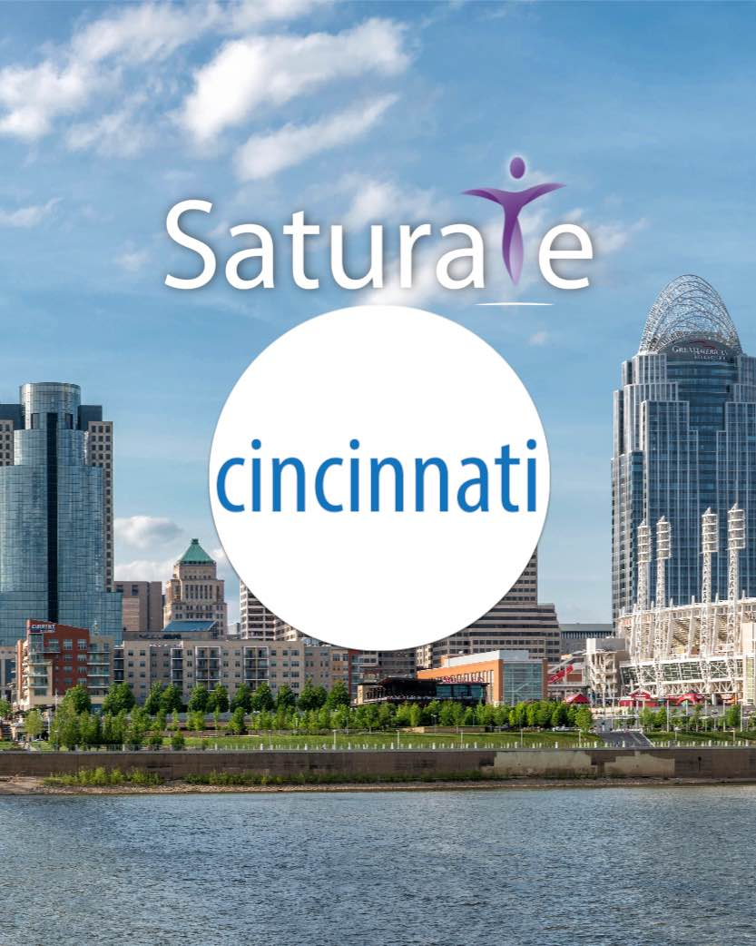 Saturate Cincinnati Header